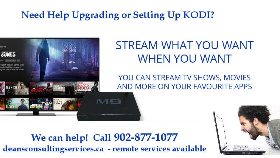 Kodi-Install